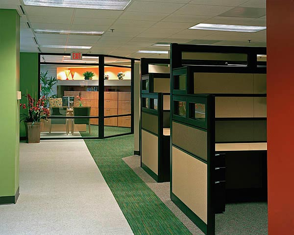 Staff Office space